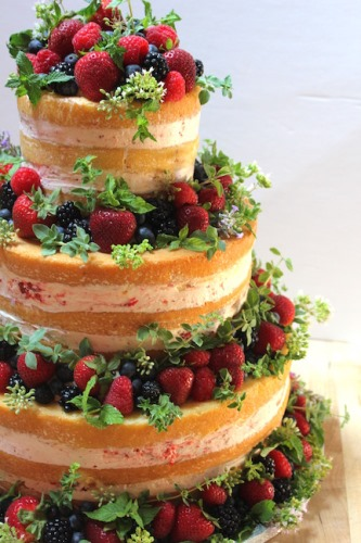 Buttercream and Naked Cakes 15