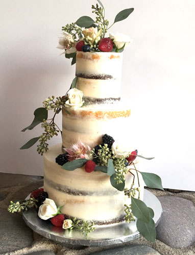 Buttercream and Naked Cakes 16